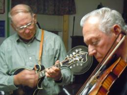 Jack Hedrick & Alan Crossland