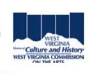 culture history logo blue